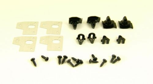 Tailgate Trim Repair Kits/Clips